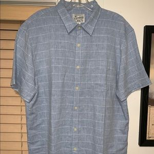 Lucky Brand Men's button down size xl classic fit